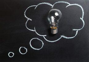 spontaner Gedanke